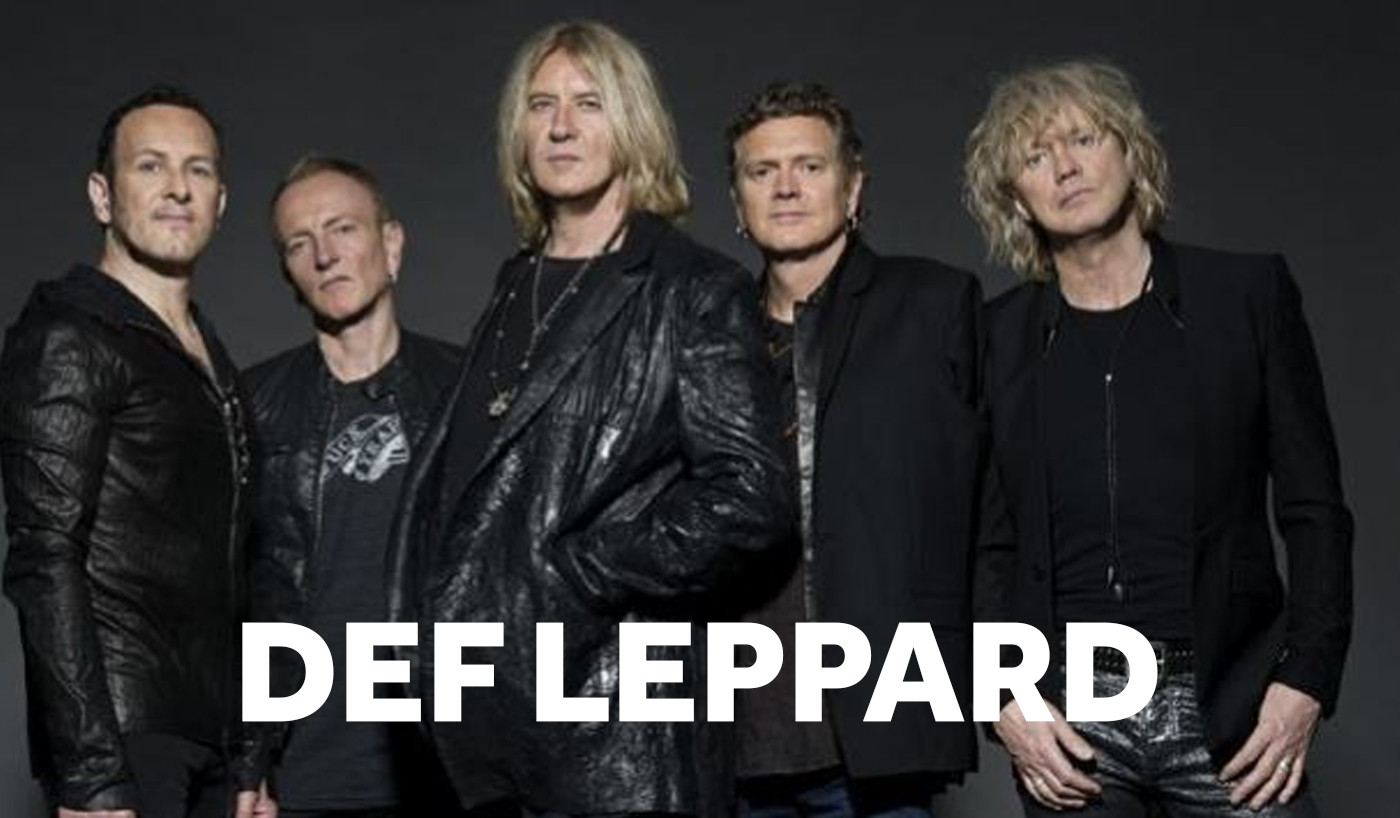 Def leppard feature
