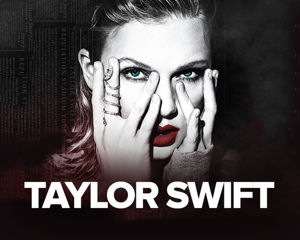 Taylor Swift banner