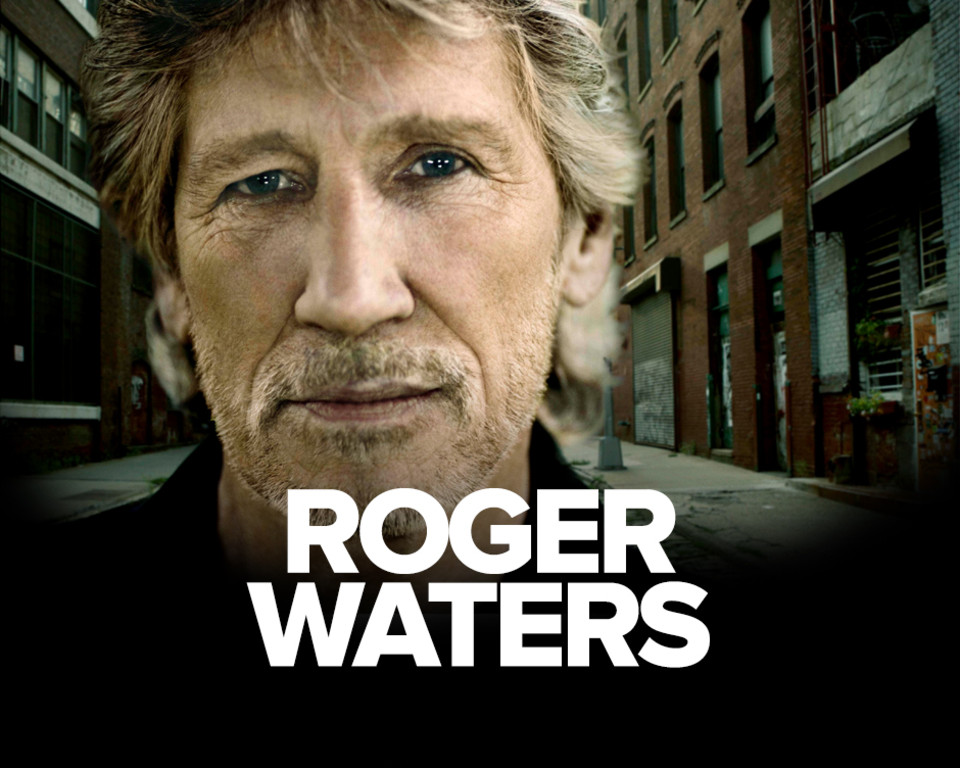 Roger Waters banner